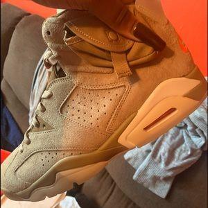 Air Jordan 6s Travis Scott's